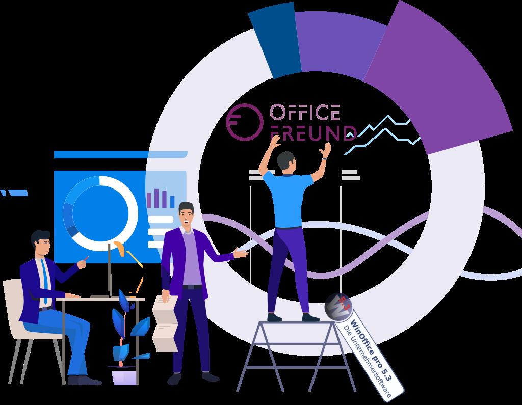 WinOffice pro 5 wird OfficeFreund